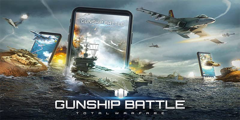 Gunship Battle Total Warfare se lanza a nivel mundial