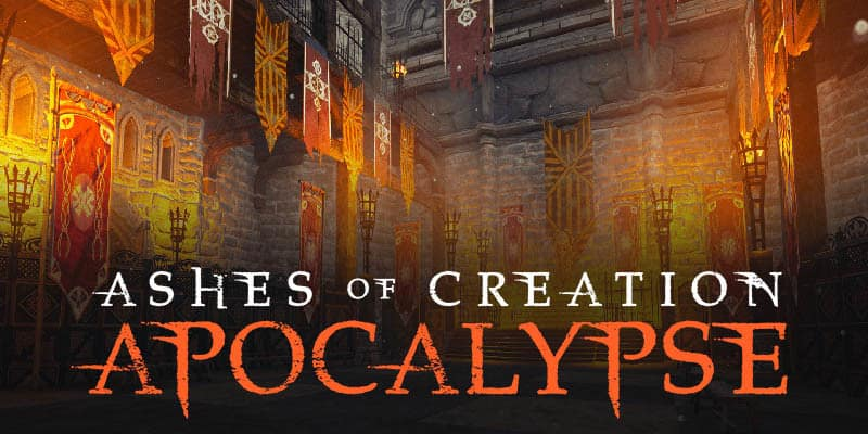 El Battle Royale Ashes of Creation: Apocalypse se lanzará en diciembre como F2P