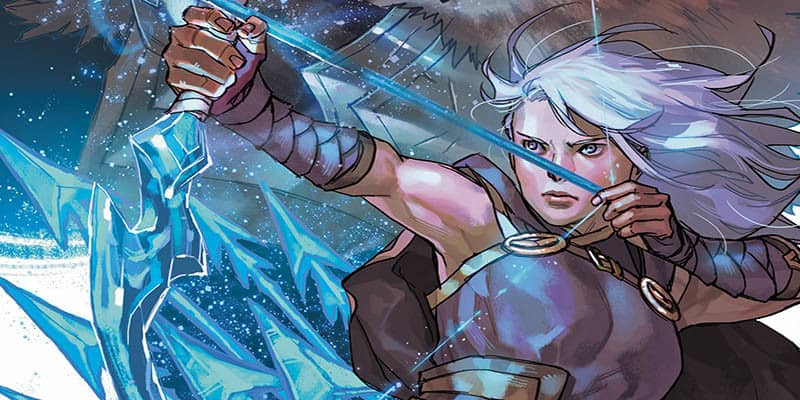 Ya disponible el segundo tomo de League of Legends – Ashe: Comandante