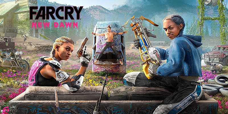 Far Cry New Dawn ya es Gold y enseña su tráiler de historia