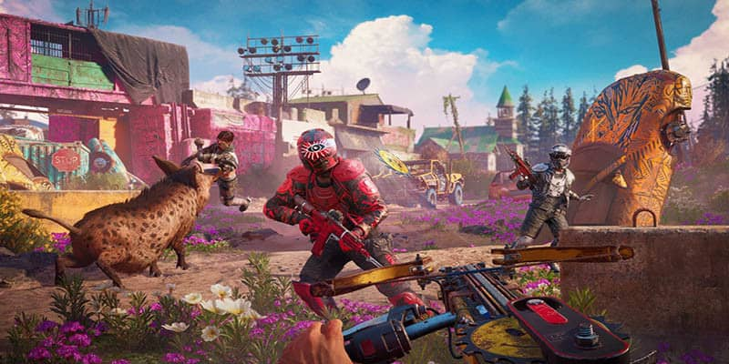 Requisitos oficiales de Far Cry New Dawn