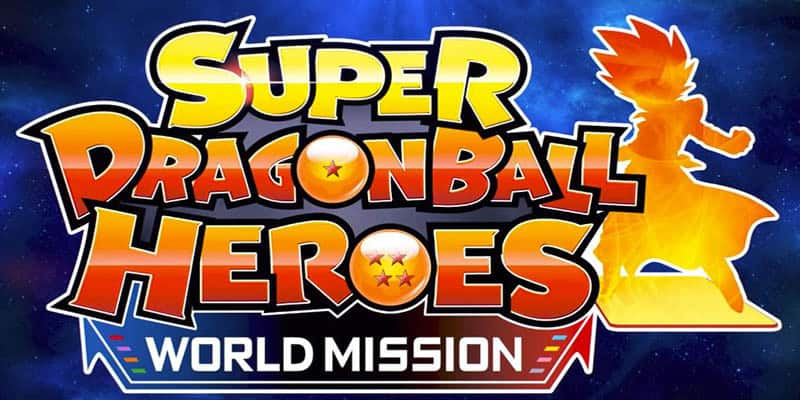 El JCC Super Dragon Ball Heroes: World Mission llegará a Steam en abril