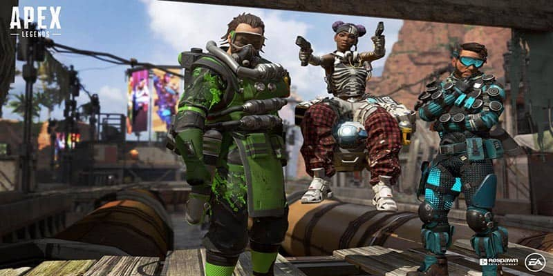 Apex Legends, nuevo Battle Royale basado en el universo Titanfall ya disponible