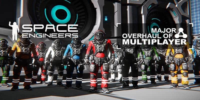 Space Engineers abandona el acceso anticipado el 28 de febrero
