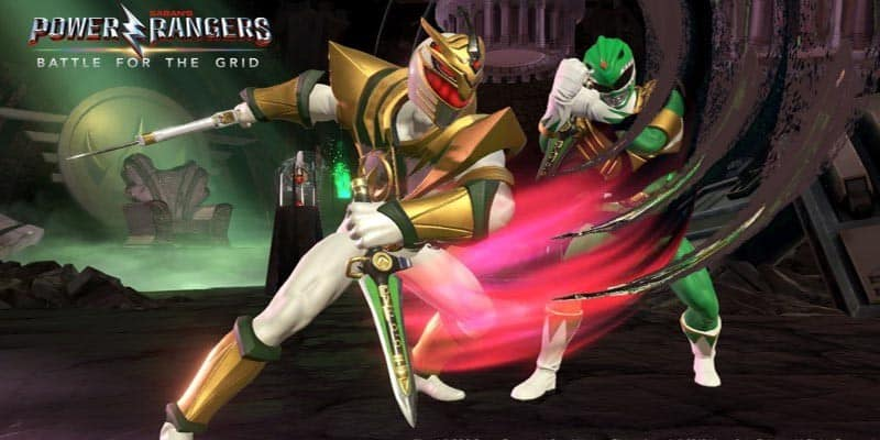 Así son todos los luchadores de Power Rangers: Battle for the Grid