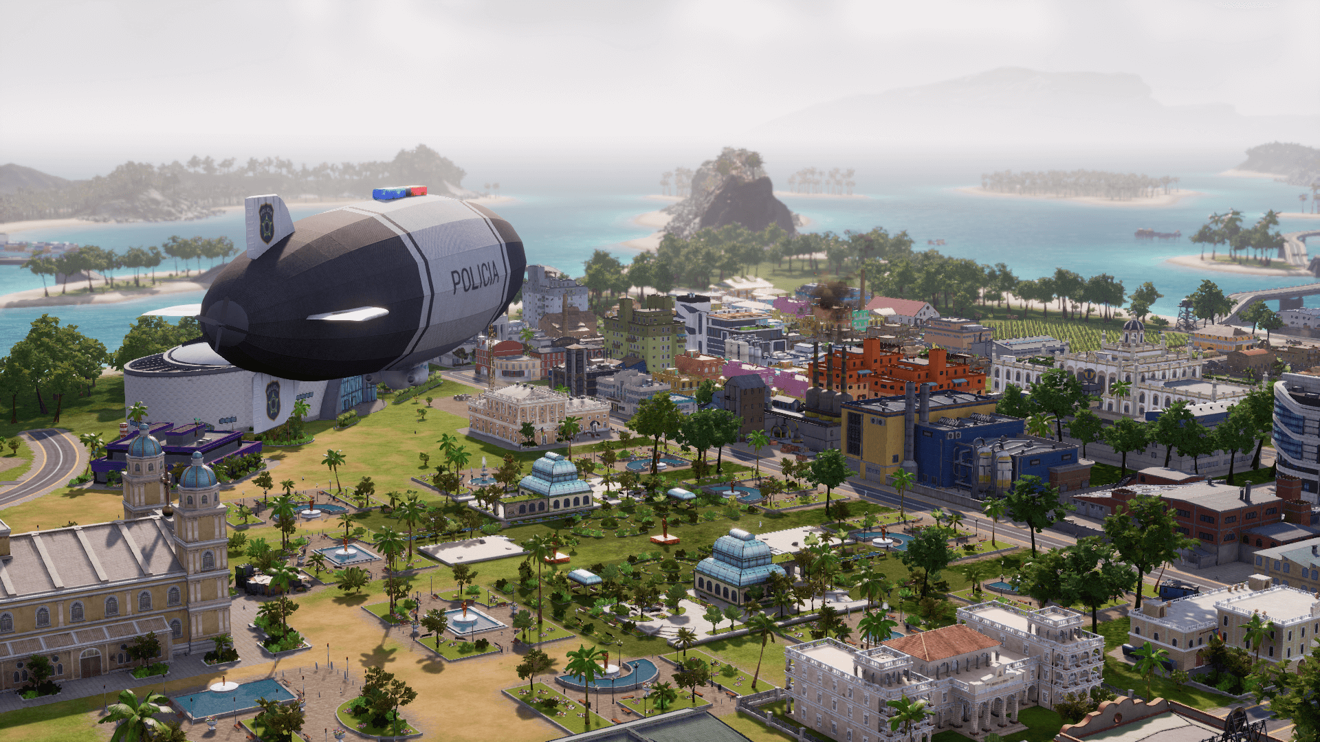 Kalypso Media, Limbic Entertainment, Tropico 6
