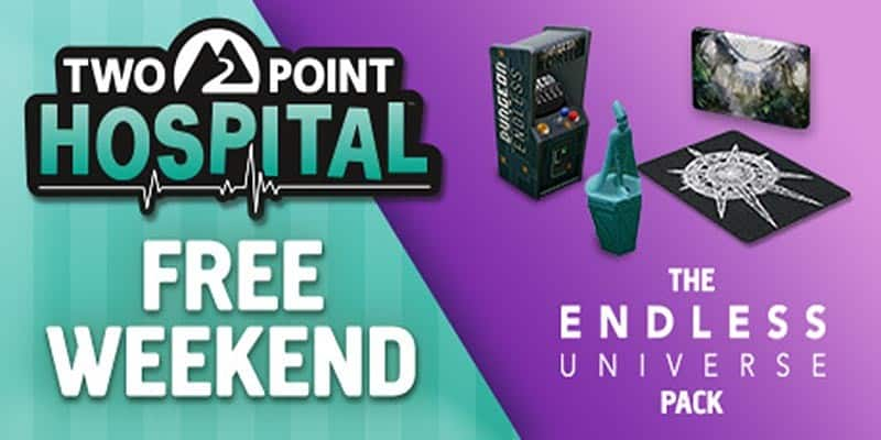Prueba GRATIS Two Point Hospital este fin de semana