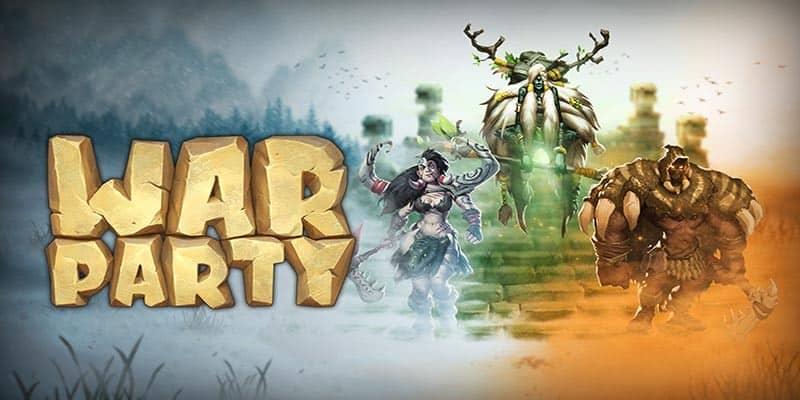 El RTS Warparty ambientado en la Edad de Piedra abandona el acceso anticipiado el 28 de marzo
