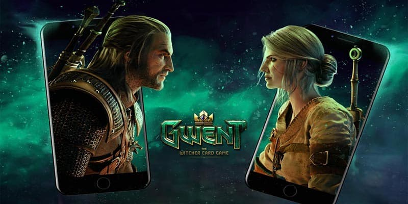 GWENT: The Witcher Card Game llega a Android en Marzo