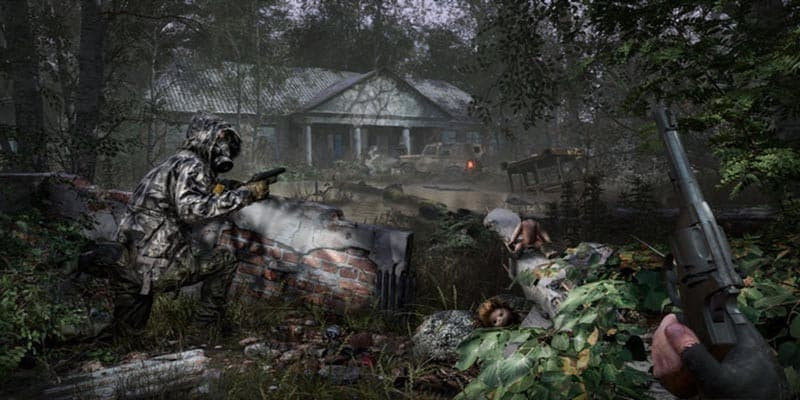 Gameplay de 30 minutos de Chernobylite