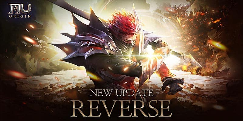 "MU Origin recibe su update 7.0 ""Reverse"""