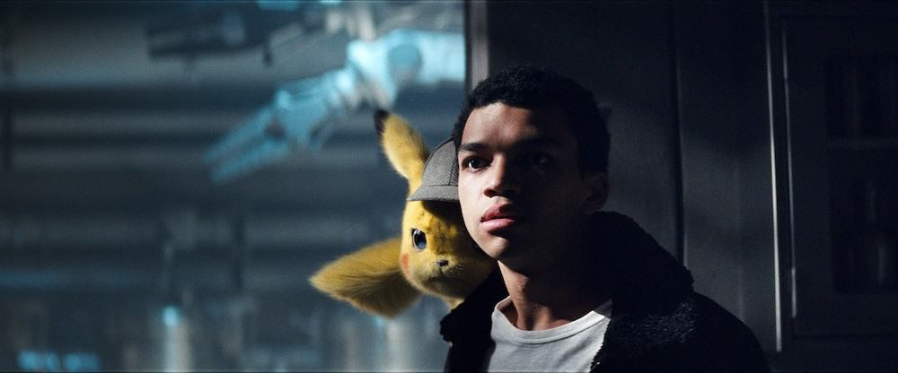 POKÉMON Detective Pikachu, Pokémon GO, The Pokémon Company International