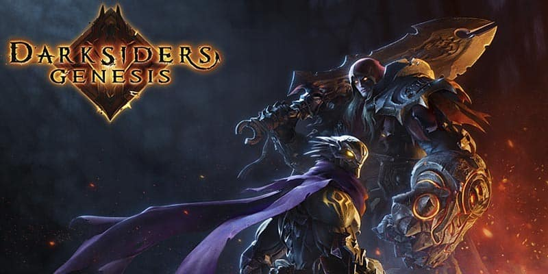 Requisitos y nuevo gameplay de Darksiders Genesis