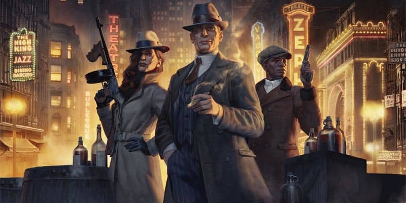 Paradox Interactive y Romero Games anuncian Empire of Sin
