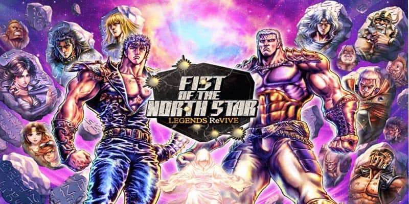 La preinscripción de Fist of the North Star LEGENDS ReVIVE comienza hoy