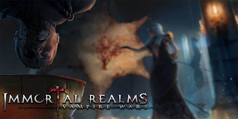 Kalypso Media anuncia Immortal Realms: Vampire Wars