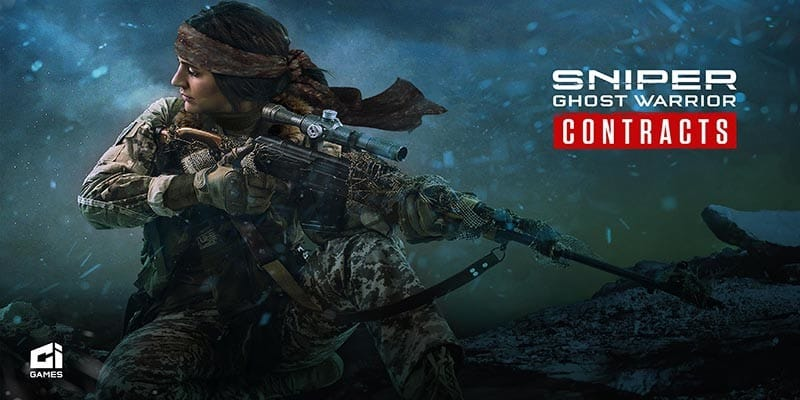 Anunciado Sniper Ghost Warriors Contracts