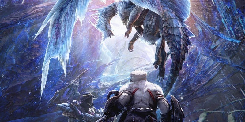 Fecha de lanzamiento de Monster Hunter World: Iceborne para Steam