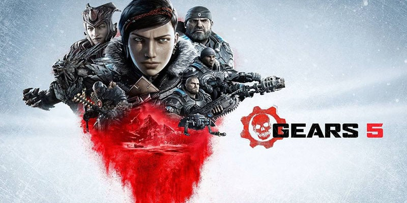 GEARS OF WARS 5