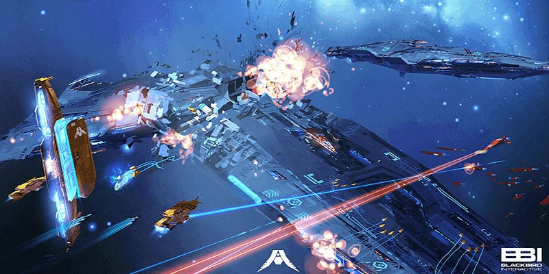 Gearbox anuncia Homeworld 3