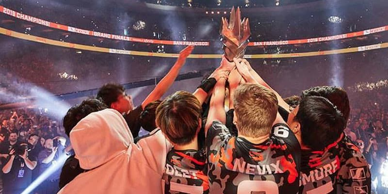 San Francisco Shock gana las finales de la Overwatch League 2019