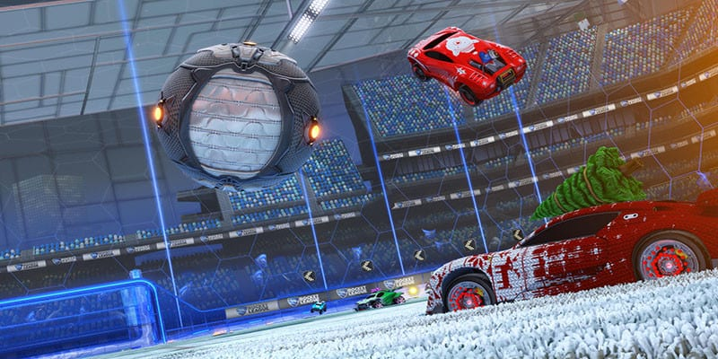 Descubre el Roadmap 2019 de la Rocket League Winter de Rocket League