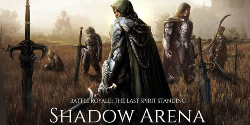 Shadow Arena, el modo Battle Royal de Black Desert, se lanzará de forma independiente