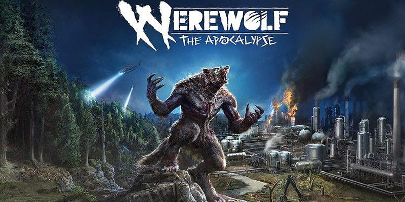 Werewolf: The Apocalypse – Earthblood