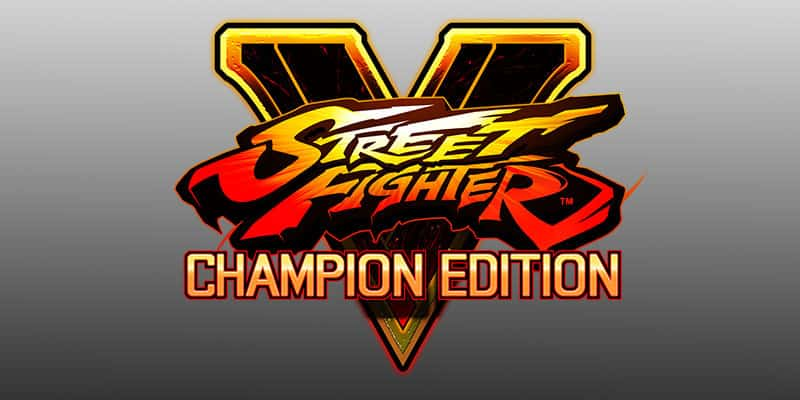 Anunciado Street Fighter V: Champion Edition para PS4 y PC