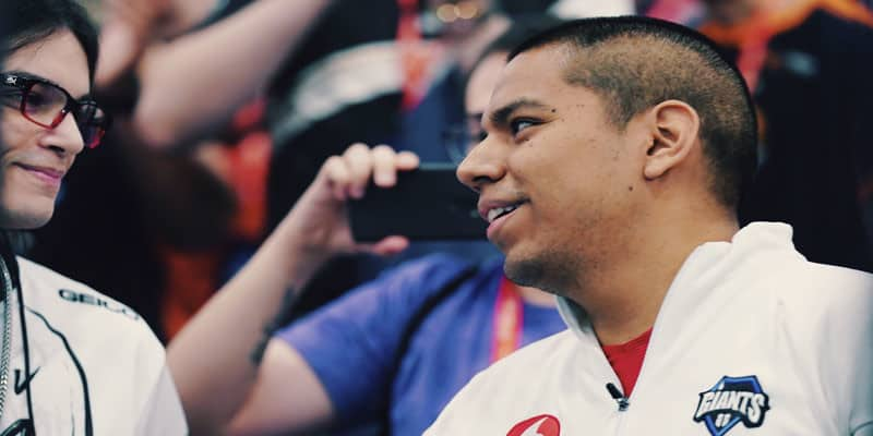 Shanks representará a Vodafone Giants en el Red Bull Dragon BallZ Fighter Japan Saga