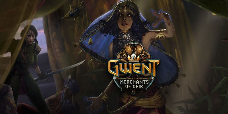 "Ya esta disponible la nueva expansión ""Merchants of Ofir"" para GWENT: The Witcher Card Game"