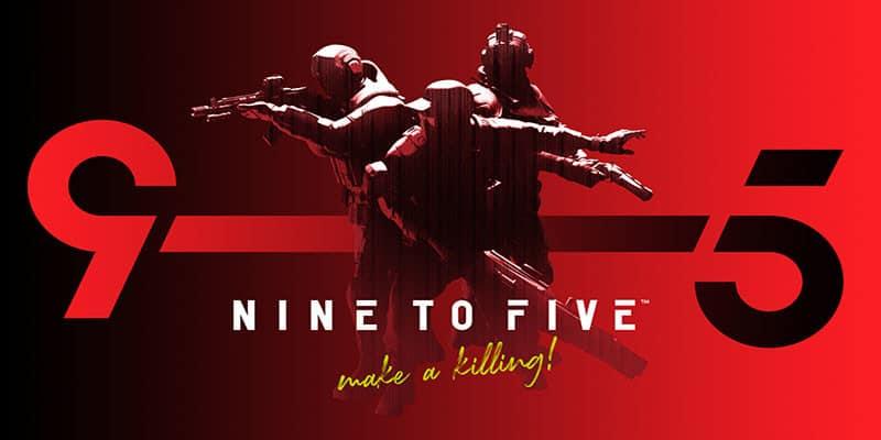 Nine to Five es un nuevo FPS táctico