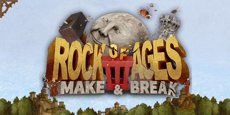 Rock of Ages 3: Make & Break tendrá su Alpha cerrada el próximo mes