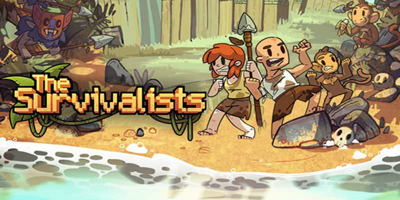 Anunciado el nuevo survival-lite sandbox THE SURVIVALISTS