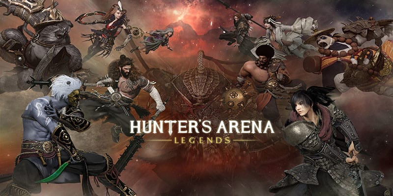 Hunter's Arena: Legends anuncia su Beta cerrada, inscripciones abiertas