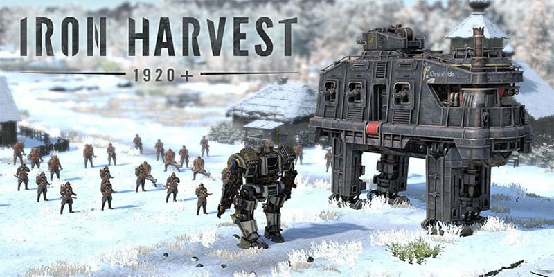 Disponible la beta abierta de Iron Harvest 1920+ – Tráiler CGI y torneo con la ESL