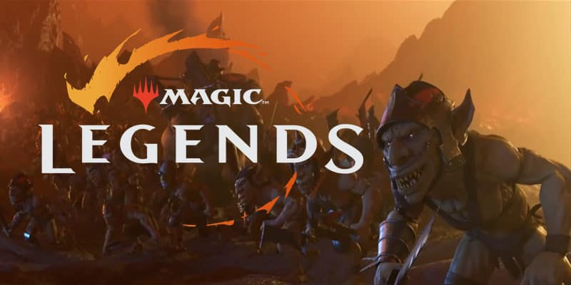 Magic: Legends comenzará una Alpha cerrada en Junio