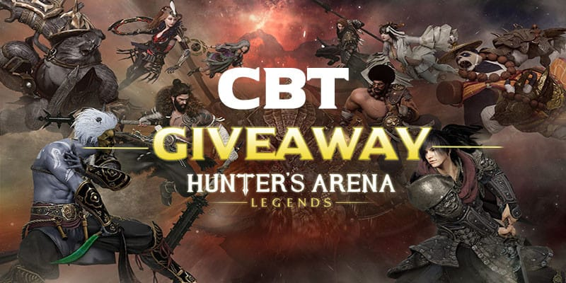 Repartimos 100 Keys para la Beta Cerrada de Hunter's Arena: Legends