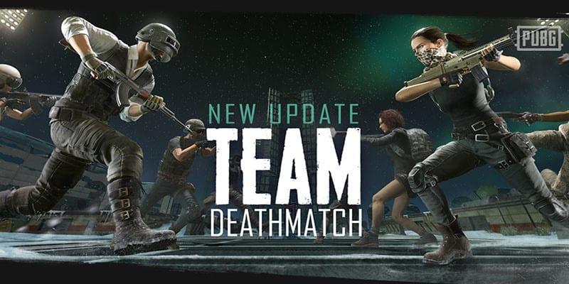 """PUBG recibe el modo Team Deathmatch para su nueva propuesta """"Arcade"""""""
