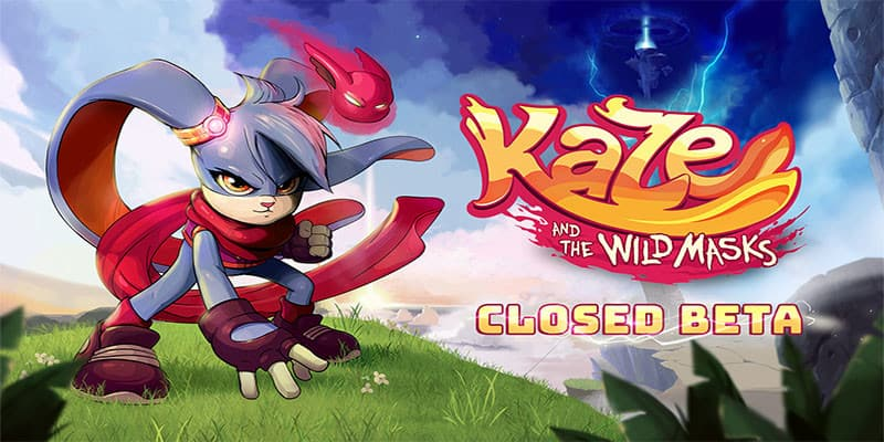 La beta cerrada gratuita de Kaze and the Wild Masks comienza hoy en Steam