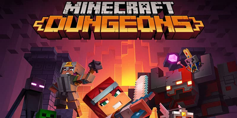 No te pierdas estos 45 minutos de gameplay de la Beta de Minecraft Dungeons