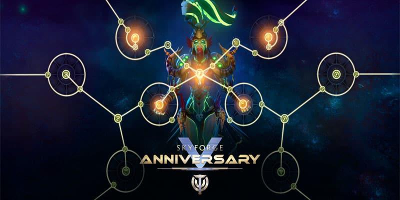 Skyforge celebra su 5º Aniversario con una nueva expansión en PC, Xbox One y PS4