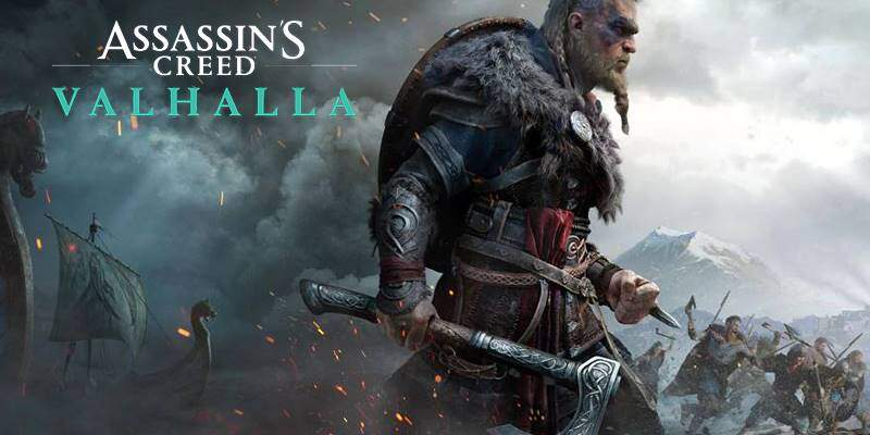 Ya tenemos primer gameplay de Assassin's Creed Valhalla