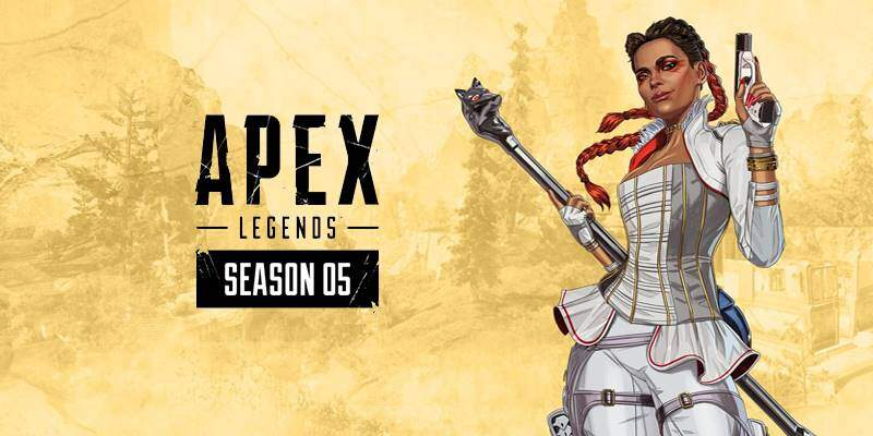 Apex Legends recibirá La Temporada 5: Favor y Fortuna el 12 de mayo