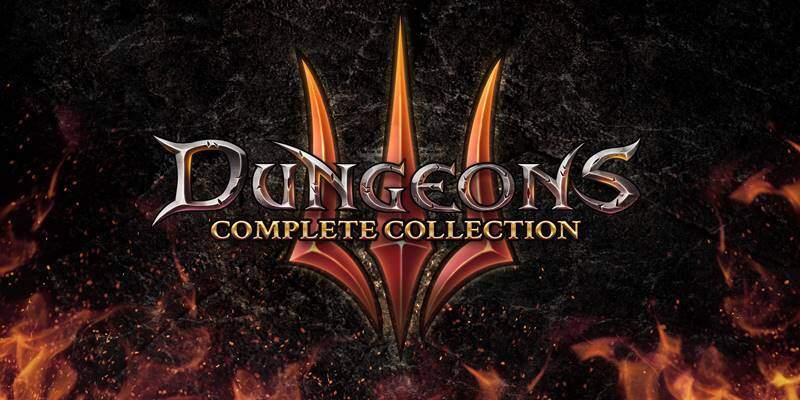 Amante de las mazmorras, Dungeons 3 – Complete Collection ya está disponible