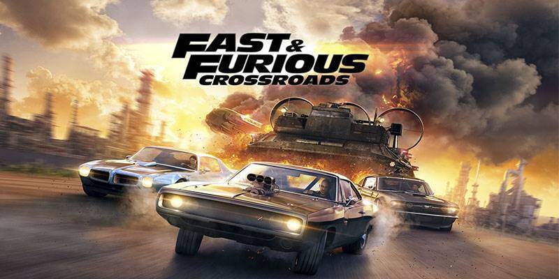 Requisitos Fast & Furious Crossroads