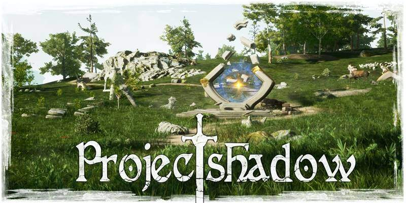Project Shadow, un RPG de acción con elementos PvE y PvP en Kickstarter