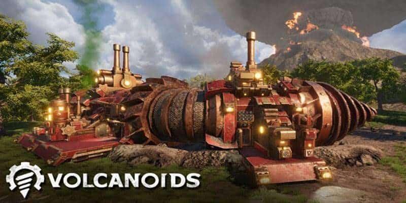 El juego de supervivencia Volcanoids recibe modo cooperativo
