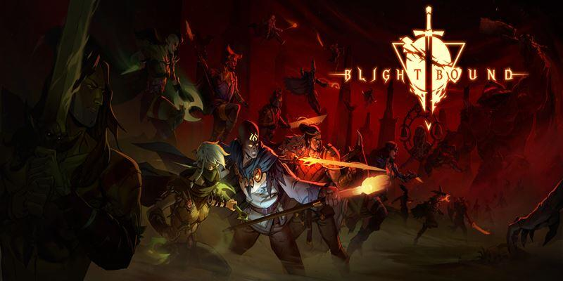 El dungeon crawler multijugador Blightbound ya está disponible Steam Early Access