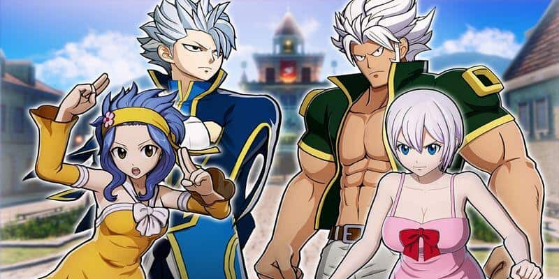 FAIRY TAIL ya disponible para PS4, Switch y PC (Steam) – Tráiler de lanzamiento